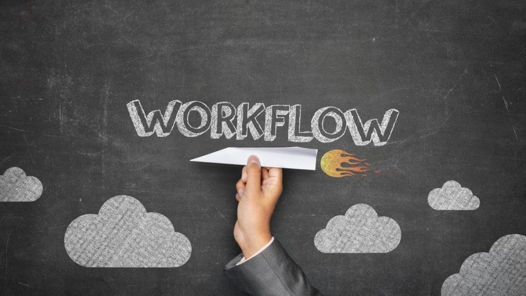 WorkFlow Facturas