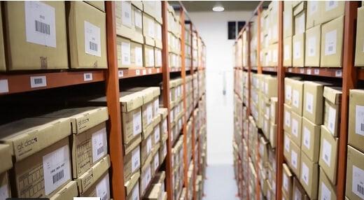 Custodia segura de archivos